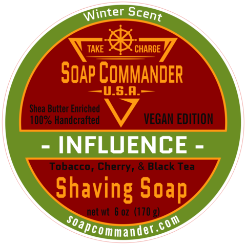 Soap Commander - Influence - Soap (Vegan) image