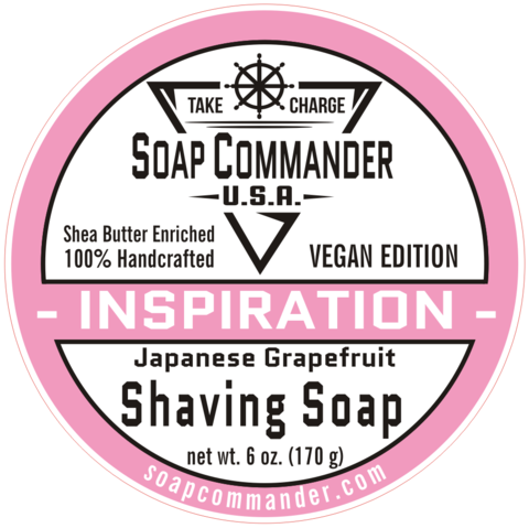 Soap Commander - Inspiration - Soap (Vegan) image