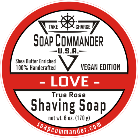 Soap Commander - Love - Soap (Vegan) image