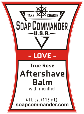 Soap Commander - Love - Balm image