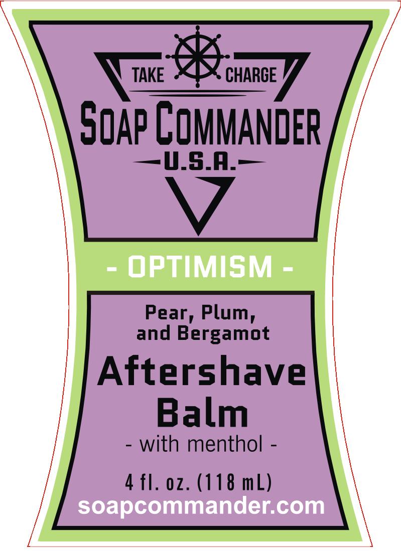 Soap Commander - Optimism - Balm image