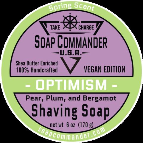Soap Commander - Optimism - Soap (Vegan) image