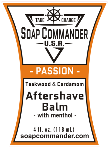 Soap Commander - Passion - Balm image