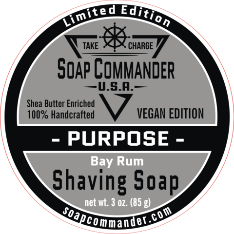 Soap Commander - Purpose - Soap (Vegan) image