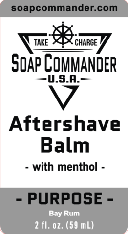 Soap Commander - Purpose - Balm image
