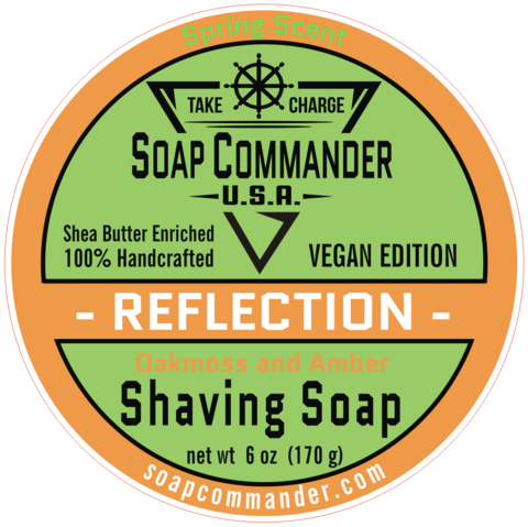 Soap Commander - Reflection - Soap (Vegan) image