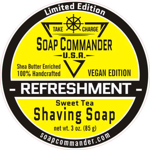 Soap Commander - Refreshment - Soap (Vegan) image
