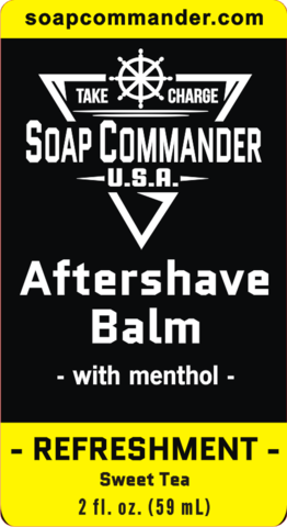 Soap Commander - Refreshment - Balm image