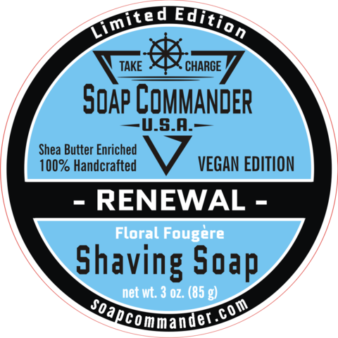 Soap Commander - Renewal - Soap (Vegan) image