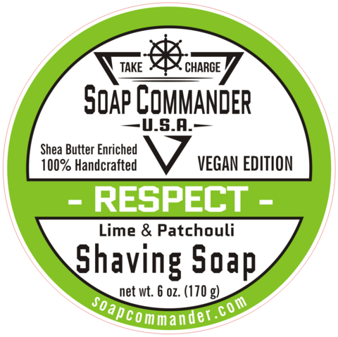 Soap Commander - Respect - Soap (Vegan) image