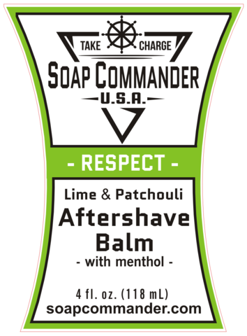Soap Commander - Respect - Balm image