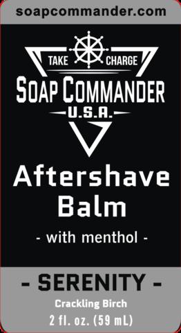 Soap Commander - Serenity - Balm image