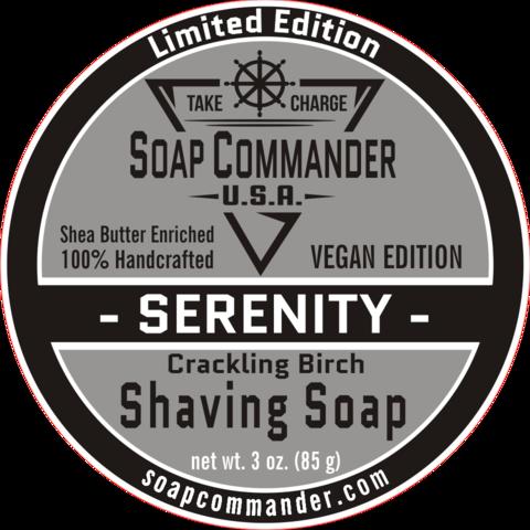 Soap Commander - Serenity - Soap (Vegan) image