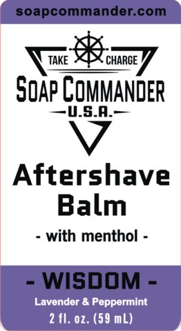 Soap Commander - Wisdom - Balm image
