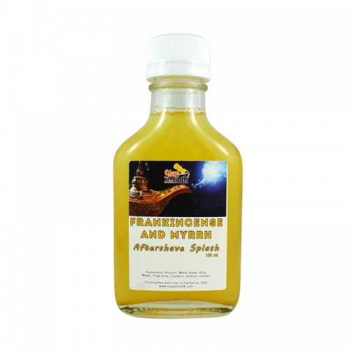 Soap Smooth - Frankincense & Myrrh - Aftershave image