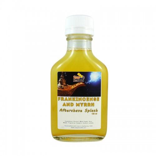 Soap Smooth - Frankincense & Myrrh - Aftershave image