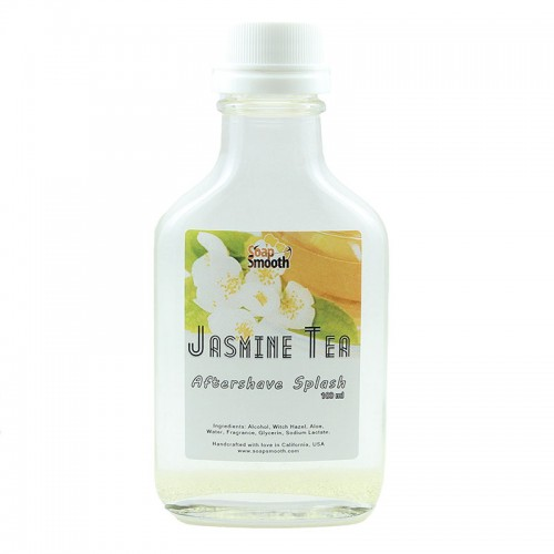 Soap Smooth - Jasmine Tea - Aftershave image