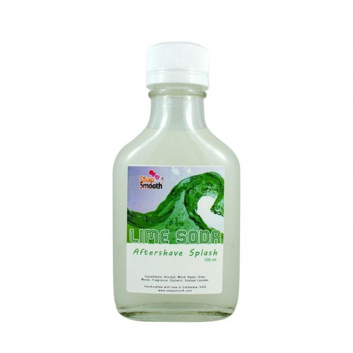 Soap Smooth - Lime Soda - Aftershave image