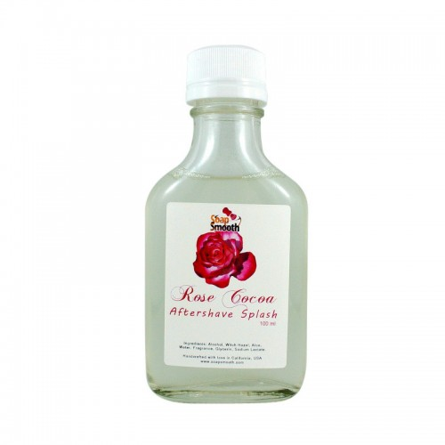 Soap Smooth - Rose Cocoa - Aftershave image