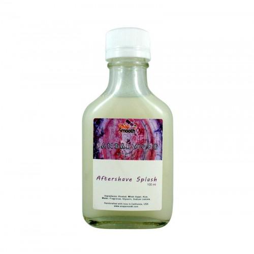Soap Smooth - Sandalwood Ten - Aftershave image