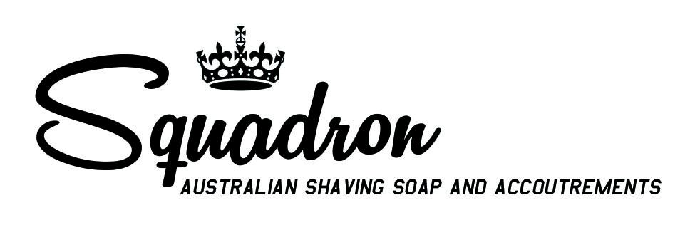 Squadron Soap logo