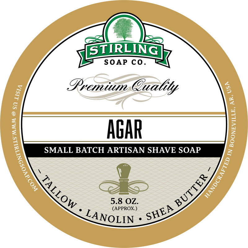 Stirling Soap Co. - Agar - Soap image