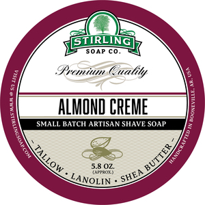 Stirling Soap Co. - Almond Creme - Soap image