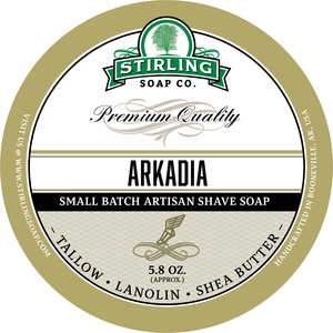 Stirling Soap Co. - Arkadia - Soap image