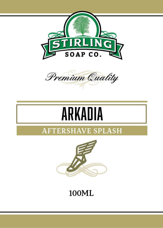 Stirling Soap Co. - Arkadia - Aftershave image