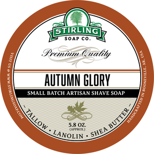 Stirling Soap Co. - Autumn Glory - Soap image