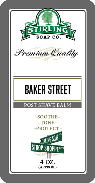 Stirling Soap Co. - Baker Street - Balm image