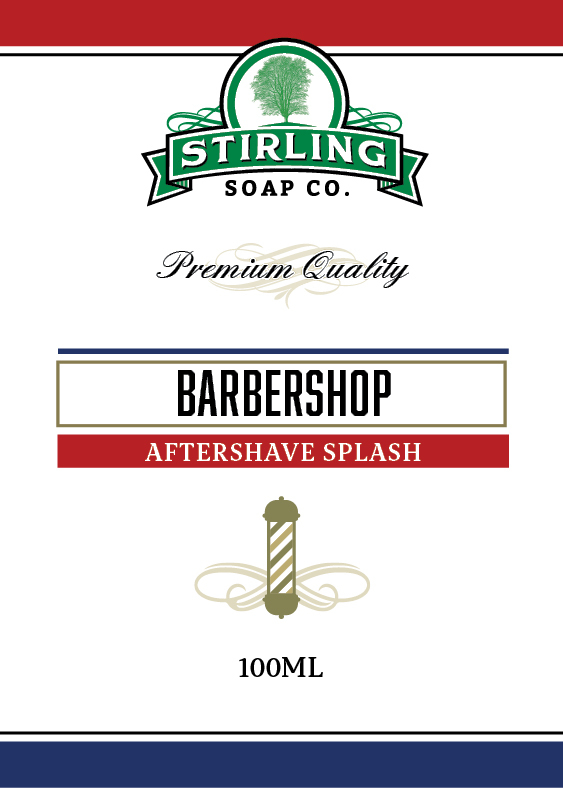Stirling Soap Co. - Barbershop - Aftershave image