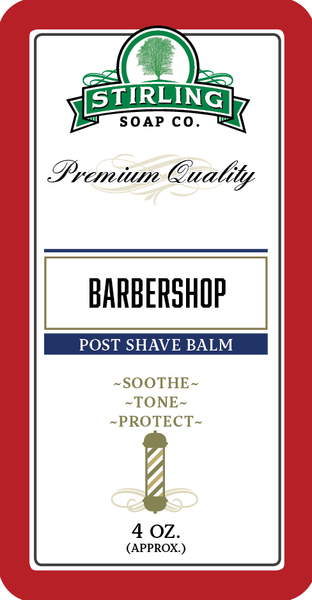Stirling Soap Co. - Barbershop - Balm image