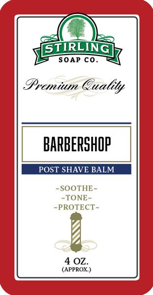 Stirling Soap Co. - Barbershop - Balm image