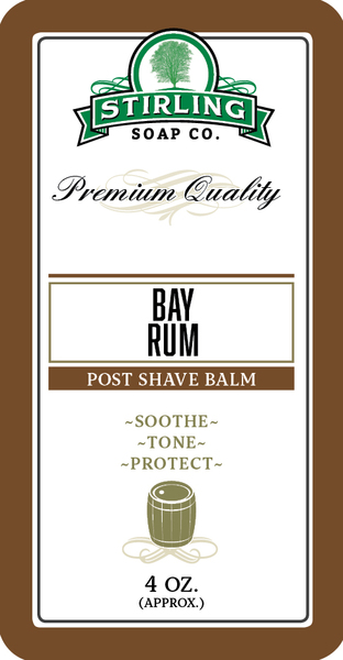 Stirling Soap Co. - Bay Rum - Balm image