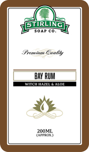 Stirling Soap Co. - Bay Rum - Toner image