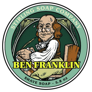 Stirling Soap Co. - Ben Franklin - Soap image