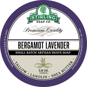 Stirling Soap Co. - Bergamot Lavender - Soap image