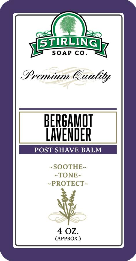 Stirling Soap Co. - Bergamot Lavender - Balm image