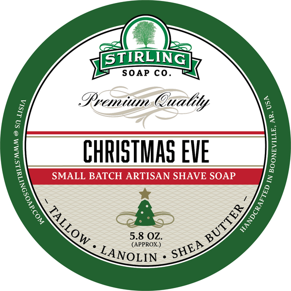 Stirling Soap Co. - Christmas Eve - Soap image