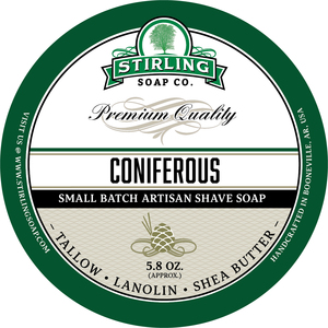 Stirling Soap Co. - Coniferous - Soap image