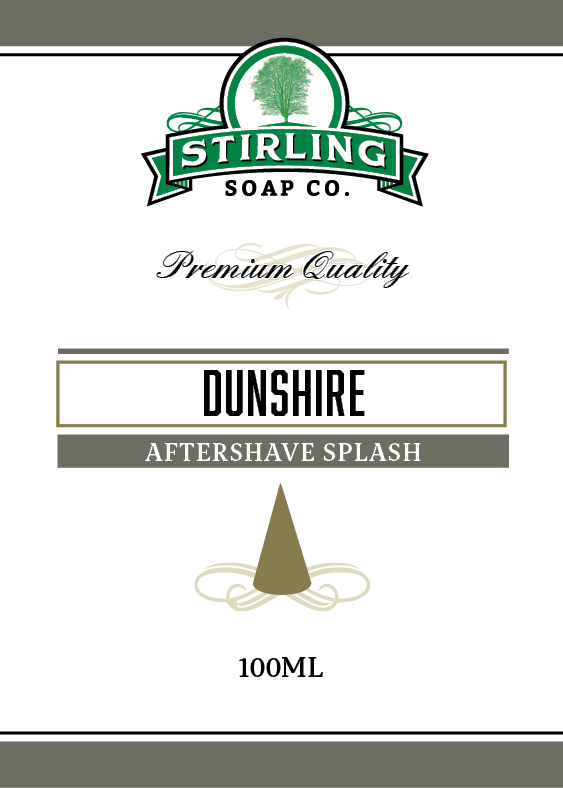Stirling Soap Co. - Dunshire - Aftershave image