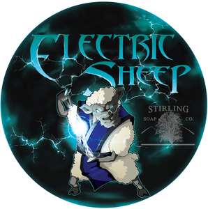 Stirling Soap Co. - Electric Sheep - Soap image