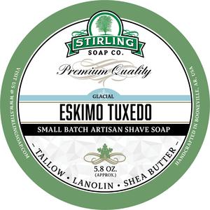 Stirling Soap Co. - Eskimo Tuxedo - Soap image