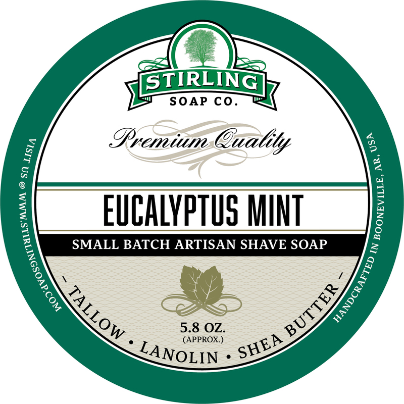 Stirling Soap Co. - Eucalyptus Mint - Soap image