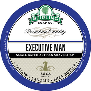 Stirling Soap Co. - Executive Man - Soap image