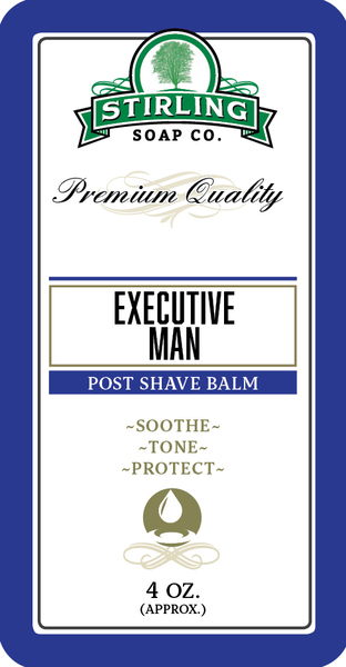 Stirling Soap Co. - Executive Man - Balm image