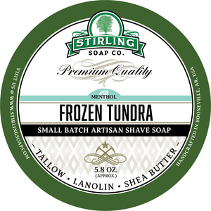 Stirling Soap Co. - Frozen Tundra - Soap image