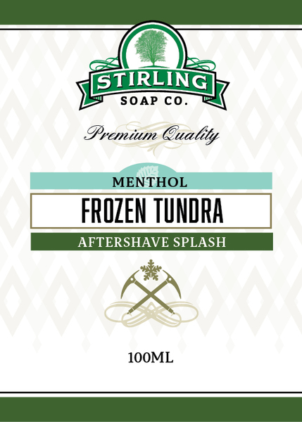 Stirling Soap Co. - Frozen Tundra - Aftershave image