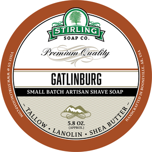 Stirling Soap Co. - Gatlinburg - Soap image